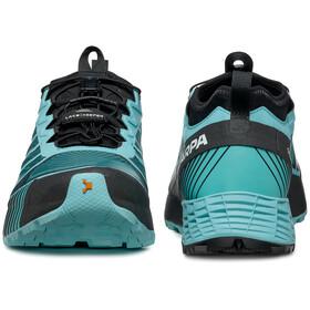 Scarpa Ribelle Run Shoes Women, Turquesa/negro